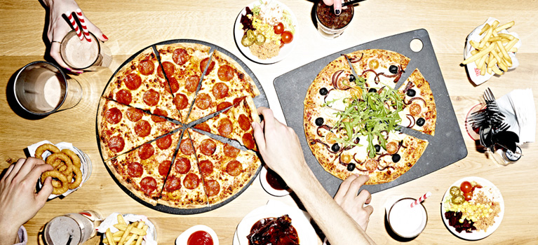 Square Pizza Stockport 20 Off All Pizzas